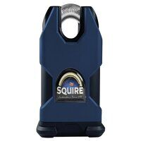 SS50CS Stronghold Solid Steel Padlock 50mm Cl...