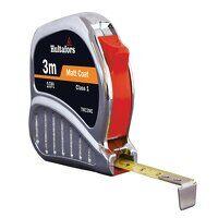 TM3ME Chrome Tri-Matic Pocket Tape 3m/10ft (Width ...