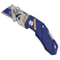 Folding Trapezoid Knife