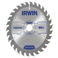 Construction Circular Saw Blade 150 x 20mm x 30T A...