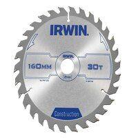 Construction Circular Saw Blade 160 x 20mm x 30T A...