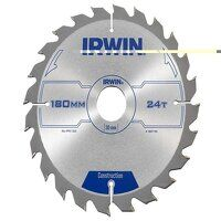 Construction Circular Saw Blade 180 x 30mm x 24T A...