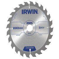 Construction Circular Saw Blade 230 x 30mm x 24T A...