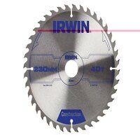 Construction Circular Saw Blade 230 x 30mm x 40T A...
