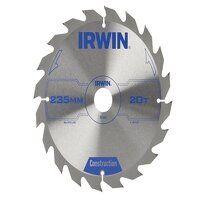 Construction Circular Saw Blade 235 x 30mm x 20T A...