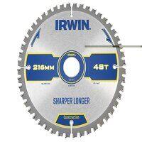 Construction Mitre Circular Saw Blade 216 x 30mm x...