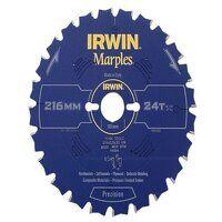 Marples Mitre Circular Saw Blade 216 x 30mm x 24T ...