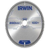 Professional Aluminium Circular Saw Blade 250 x 30mm x 100T TCG
