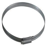 6 Zinc Protected Hose Clip 110 - 140mm (4.3/8...