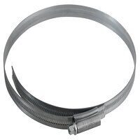 7in Zinc Protected Hose Clip 135 - 165mm (5.1/4 - 6.1/2in)