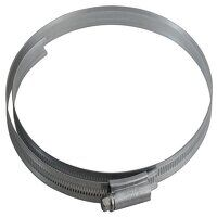 7.1/2in Zinc Protected Hose Clip 158 - 190mm (6.1/...