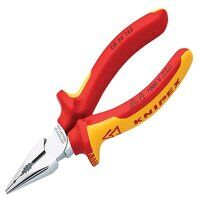 VDE High Leverage Needle Nose Pliers 145...