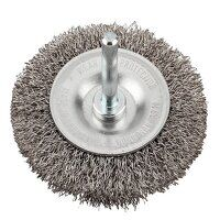 HSS Crimped Wheel Brush 75mm Coarse