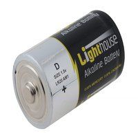 AA LR6 Alkaline Batteries 2400 mAh (Pack 24)