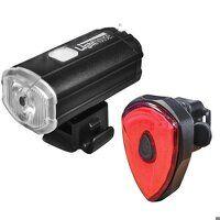 Elite Rechargeable LED Bike Light Set