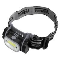Elite LED Sensor Rechargeable Headlight ...