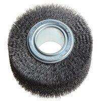 Wheel Brush D150mm x W30-32 x 50 Bore Set 3 Steel ...