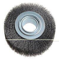 Wheel Brush D178mm x W23-25 x 50 Bore Set 3 Steel ...