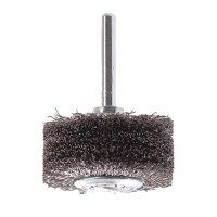Wire Wheel Brush with Shank 70 x 13mm, 0.30 Steel ...