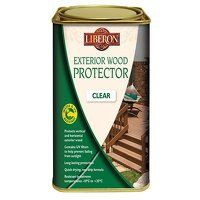 Exterior Wood Protector Clear 2.5 litre