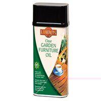 Garden Furniture Oil Clear 1 litre