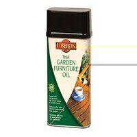 Garden Furniture Oil Teak 1 litre
