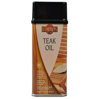 Teak Oil with UV Filters 500ml