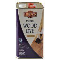 Palette Wood Dye Light Oak 5 litre