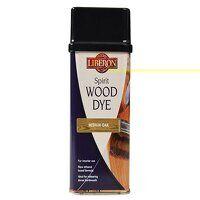 Spirit Wood Dye Medium Oak 250ml