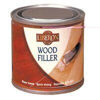 Wood Filler Dark Oak 125ml