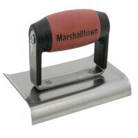 M136D Cement Edger Curved End DuraSoft® Handle 6 x...