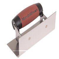 66SSD Stainless Steel Internal Corner Trowel Rounded DuraSoft® Handle
