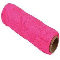 M631 Mason's Line 76.2m (250ft) Fluorescent Pink