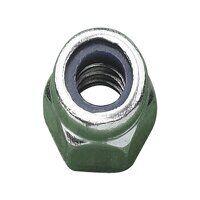 Type T Nylon Insert Nut ZP M4 (Box 1000)