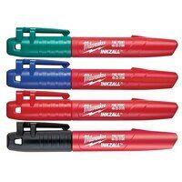 "INKZALLâ""¢ Fine Tip Marker Assorted Colours (Pack ..."
