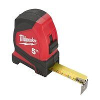Pro Compact Tape Measure 5m (Width 25mm) (Metric Only)
