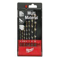 Mixed & Multi-Material Drill Bits