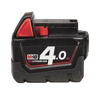 """M18 B4 REDLITHIUM-IONâ""""¢ Slide Battery Pack 18V 4...."""