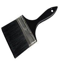 Economy Paint Brush Plastic Handle 100mm (4in)