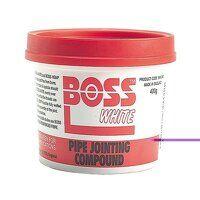Boss White Tub 400g