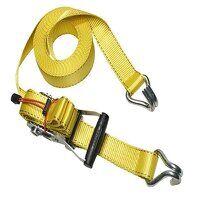 Ratchet Tie-Down J-Hooks 8.25m