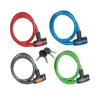 Keyed Cable & Bike Locks