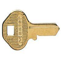 K120 Single Keyblank