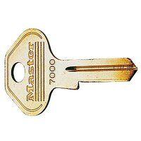 K7000 Single Keyblank