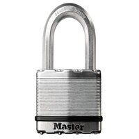 "Excellâ""¢ Laminated Steel 50mm Padlock 4-Pin - 25m..."