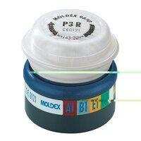 EasyLock® ABEK1P3 R Pre-assembled Filter (Retail B...