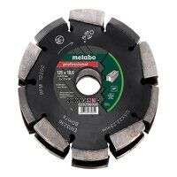 2 Row Professional UP Universal Wall Chaser Blade 125 x 18 x 22.23mm