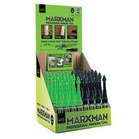 MarXman Standard & Deep Hole Professional Marking Tools (CDU of 30)