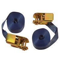 One-Piece Endless Tie-Downs 25mm x 5m (1in x 200in...