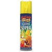 Gloss Super Spray Yellow 400ml